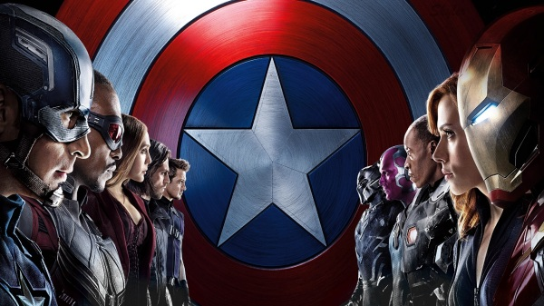 Captain America Civil War Image A