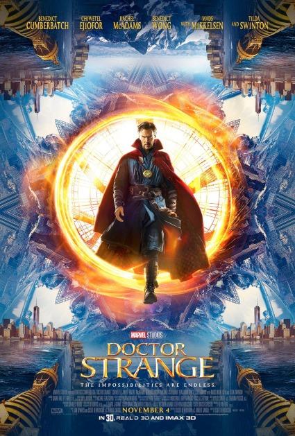Doctor Strange Poster #3