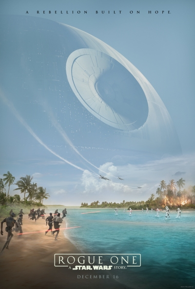 Rogue One A Star Wars Story Poster #2