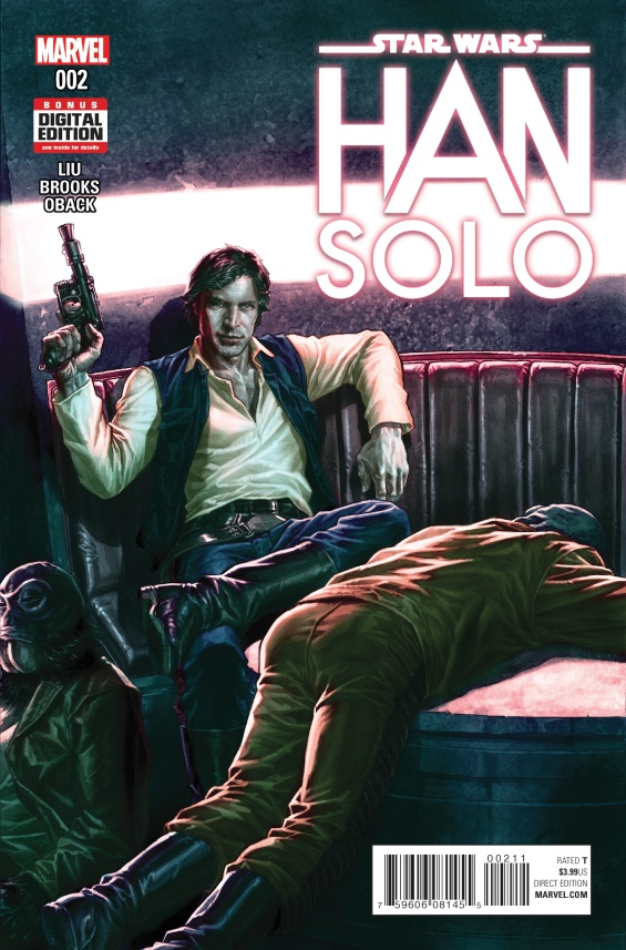 Star Wars Han Solo #2 Cover Image A