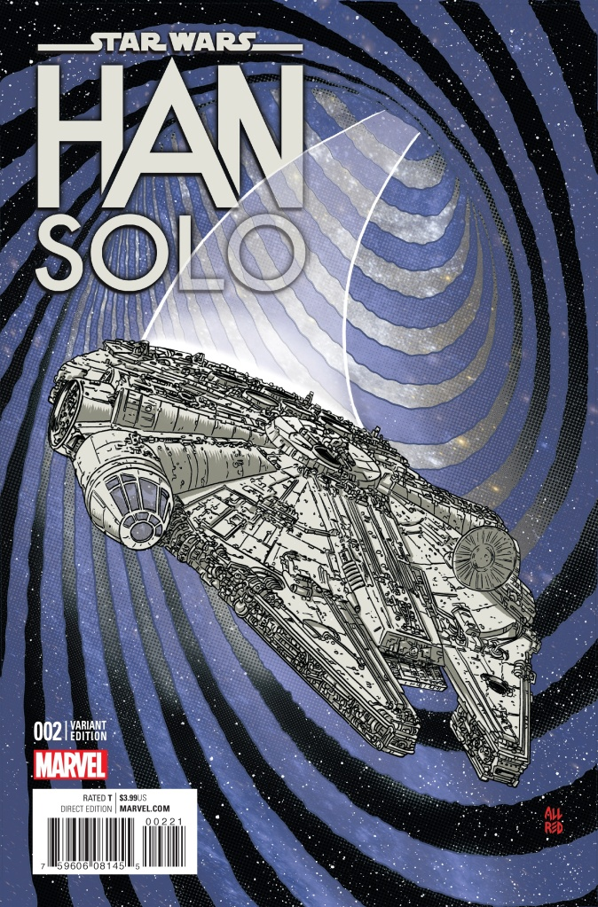 Star Wars Han Solo #2 Cover Image B