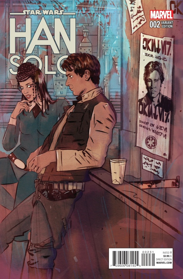 Star Wars Han Solo #2 Cover Image C