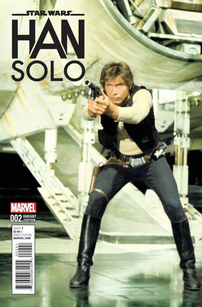 Star Wars Han Solo #2 Cover Image D