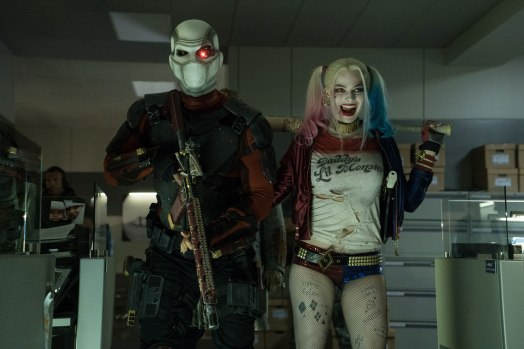 Suicide Squad High Res Image #1