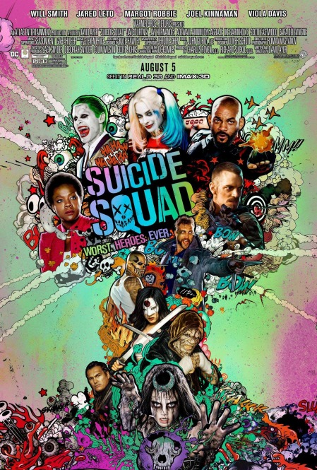 Suicide Squad Poster #24
