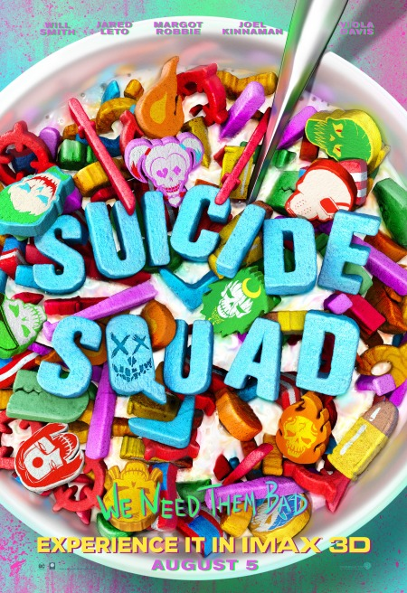 Suicide Squad Poster #26