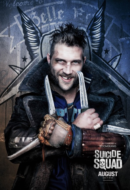 Suicide Squad Poster #34