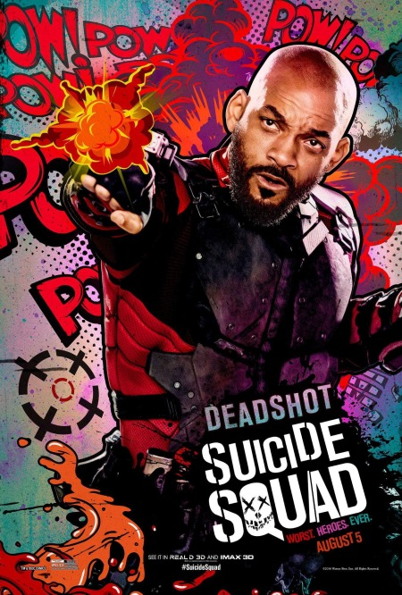 Suicide Squad Poster #38