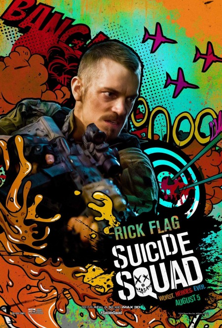 Suicide Squad Poster #39