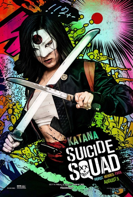 Suicide Squad Poster #40