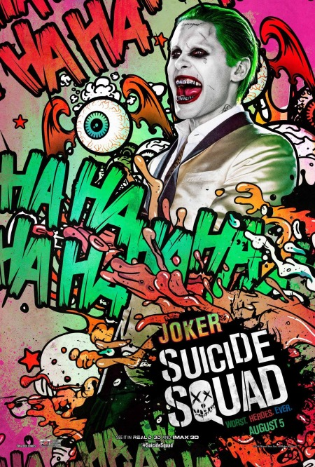 Suicide Squad Poster #42