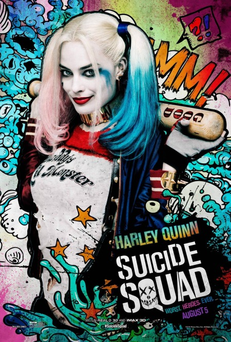 Suicide Squad Poster #43