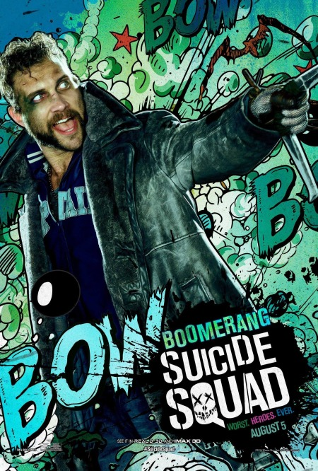 Suicide Squad Poster #44