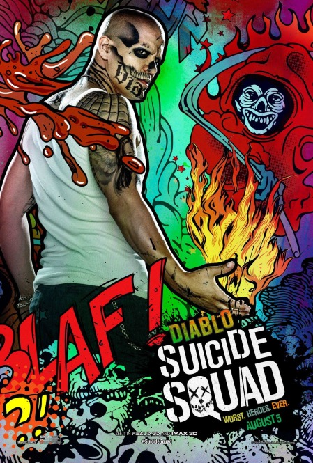 Suicide Squad Poster #46
