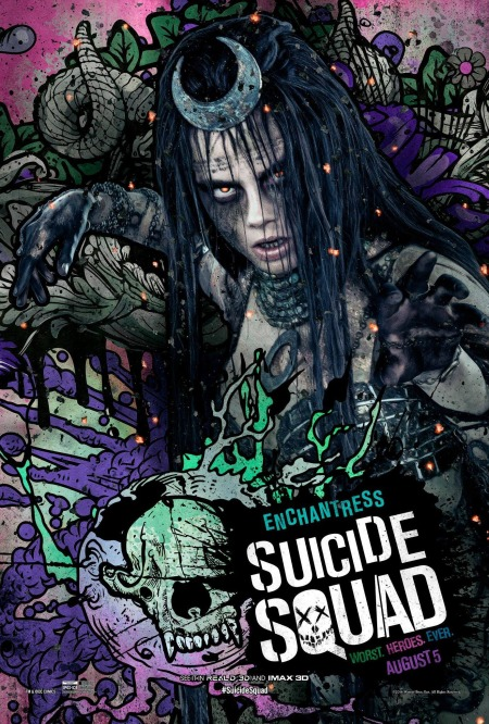 Suicide Squad Poster #47