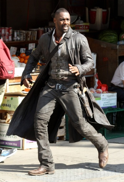 The Dark Tower Set Images #1