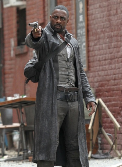 The Dark Tower Set Images #11