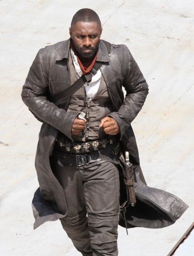 The Dark Tower Set Images #12