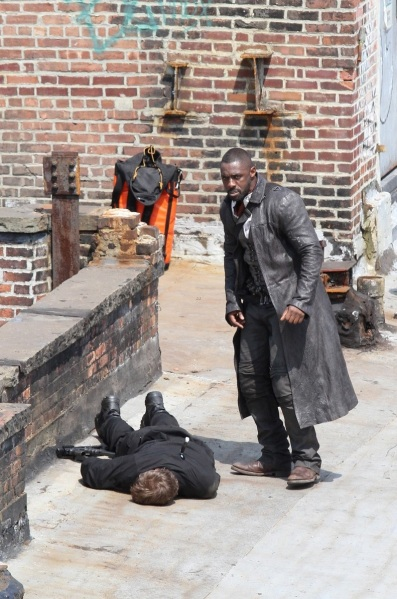 The Dark Tower Set Images #14