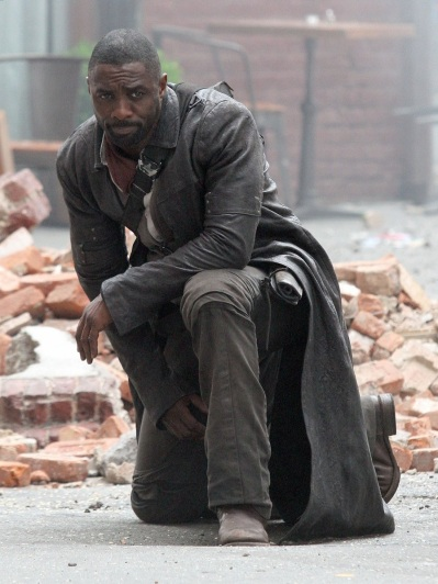 The Dark Tower Set Images #2