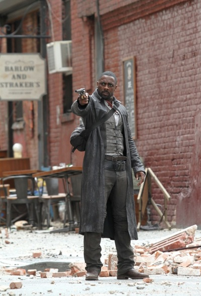 The Dark Tower Set Images #3