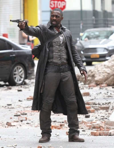 The Dark Tower Set Images #6