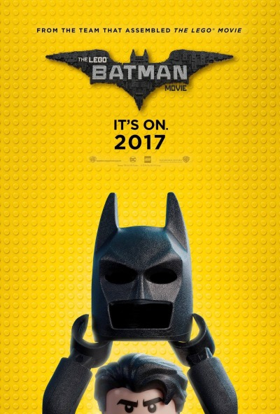 The Lego Batman Movie Poster #2