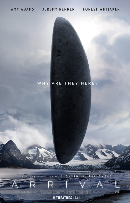 Arrival Poster #1