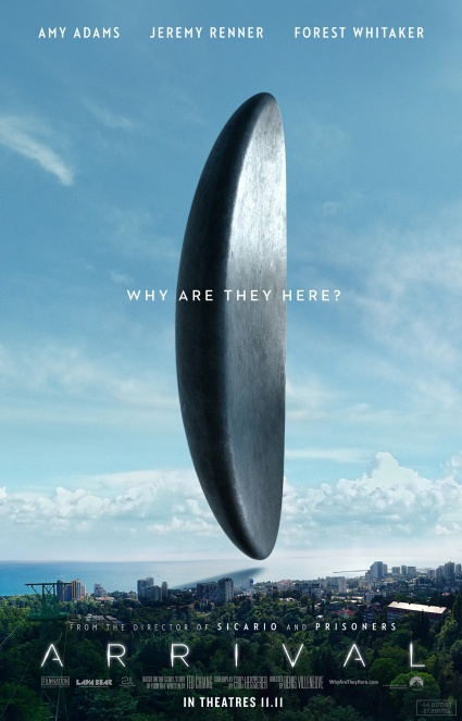 Arrival Poster #10