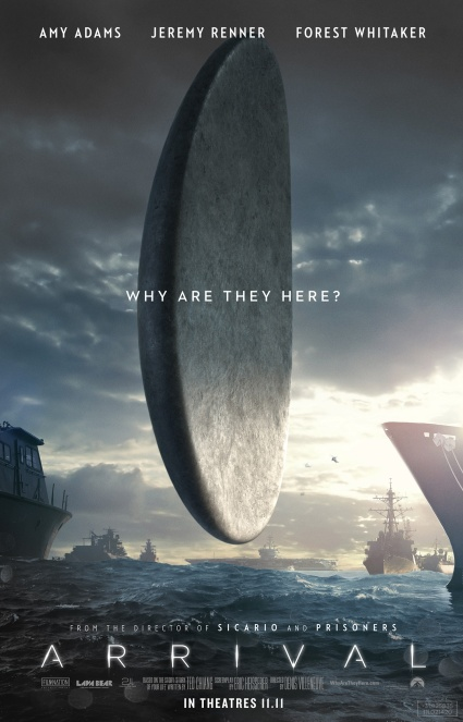 Arrival Poster #11