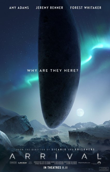 Arrival Poster #5