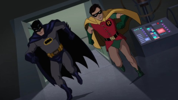 Batman Return of the Caped Crusaders Image #11