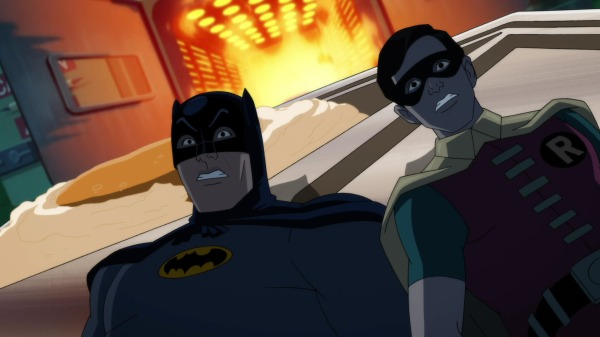 Batman Return of the Caped Crusaders Image #18
