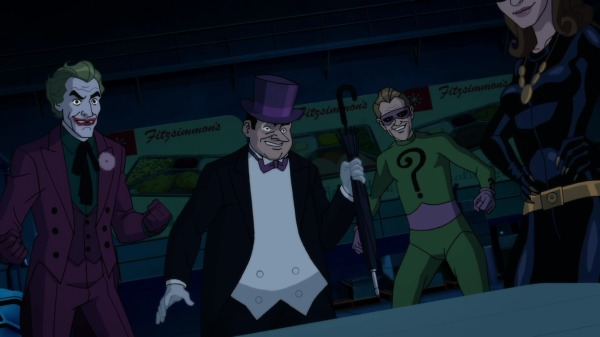 Batman Return of the Caped Crusaders Image #19