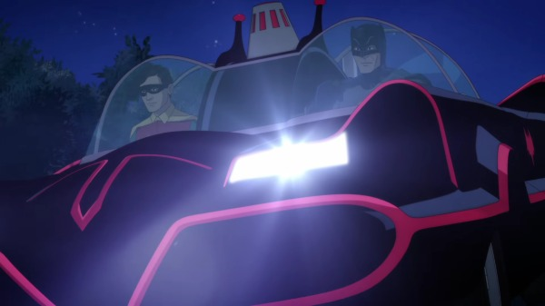 Batman Return of the Caped Crusaders Image #22