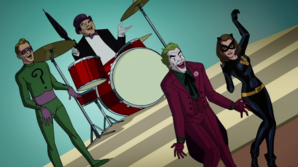 Batman Return of the Caped Crusaders Image #3