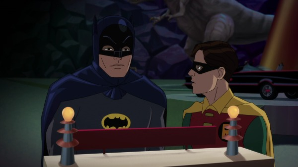 Batman Return of the Caped Crusaders Image #4