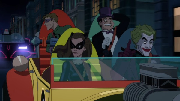 Batman Return of the Caped Crusaders Image #8