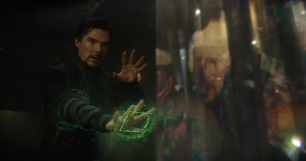 Doctor Strange HR Image #1