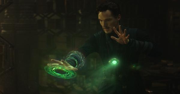 Doctor Strange HR Image #11