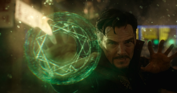 Doctor Strange HR Image #14