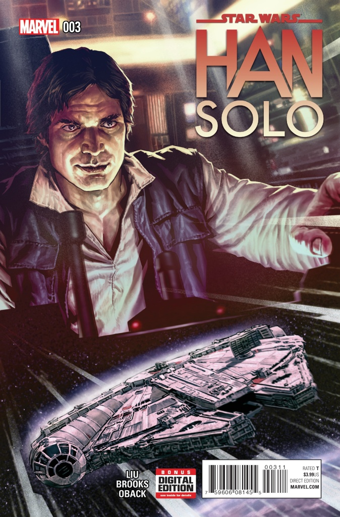 Han Solo #3 Cover A