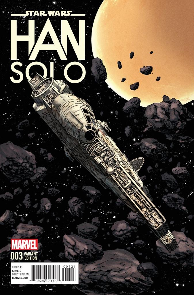 Han Solo #3 Cover B