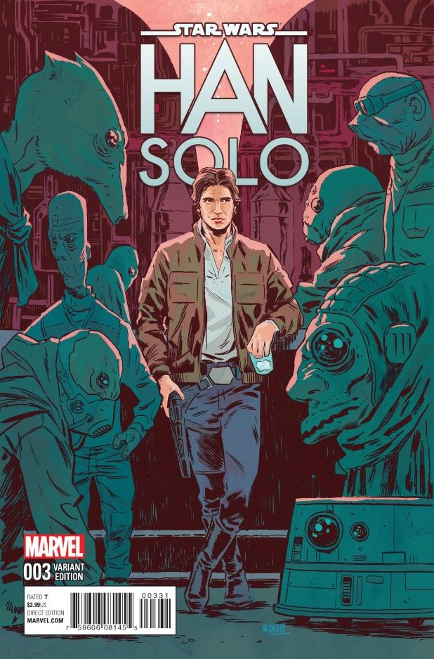 Han Solo #3 Cover C