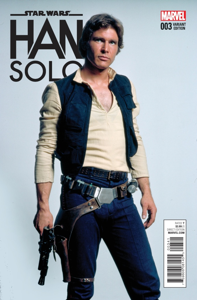 Han Solo #3 Cover D