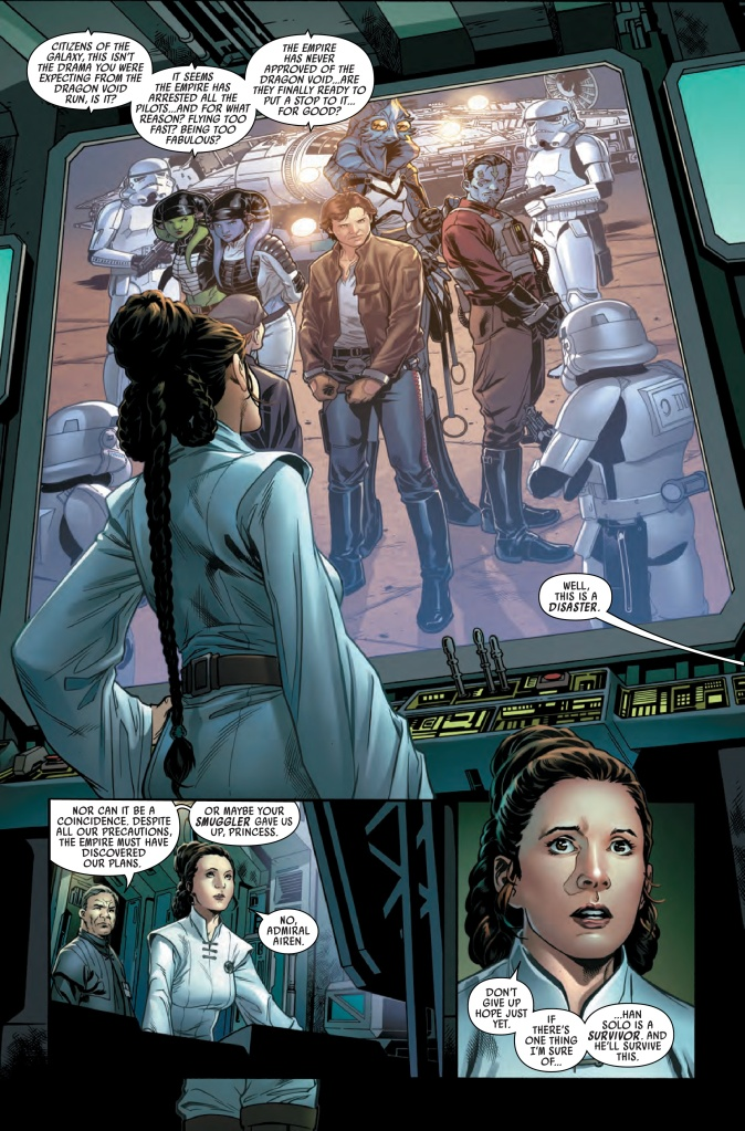 Han Solo #3 Page #2