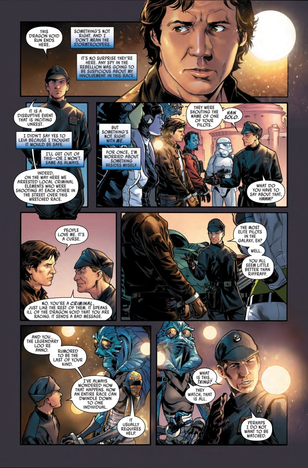 Han Solo #3 Page #3