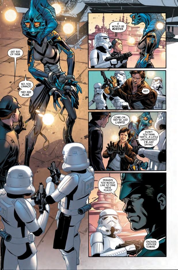 Han Solo #3 Page #4