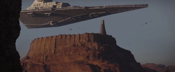 Rogue One A Star Wars Story Trailer Image B