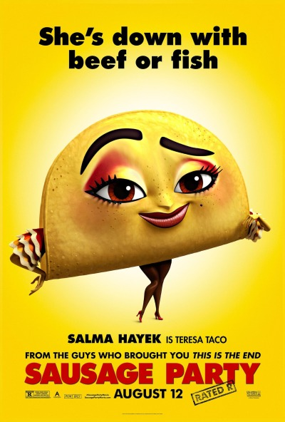 Sausage Party Poster #3